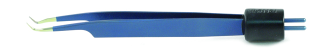 Blue Titanium Coaptation Bipolar Forceps